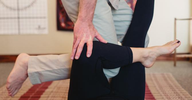 Thai Massage (Thai Yoga Massage)