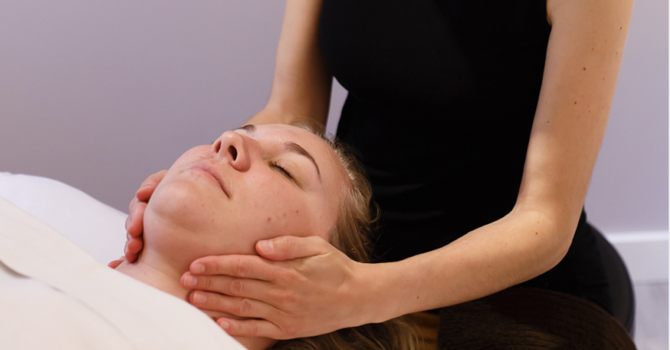 TMJ assessment & intra-oral jaw massage